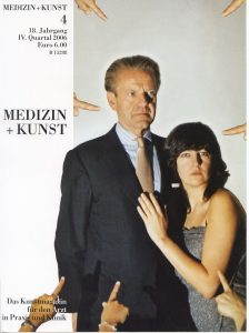 Medizin+Kunst 4 2006 Prof. Dr. A. Ehlers und Tamara K.E.