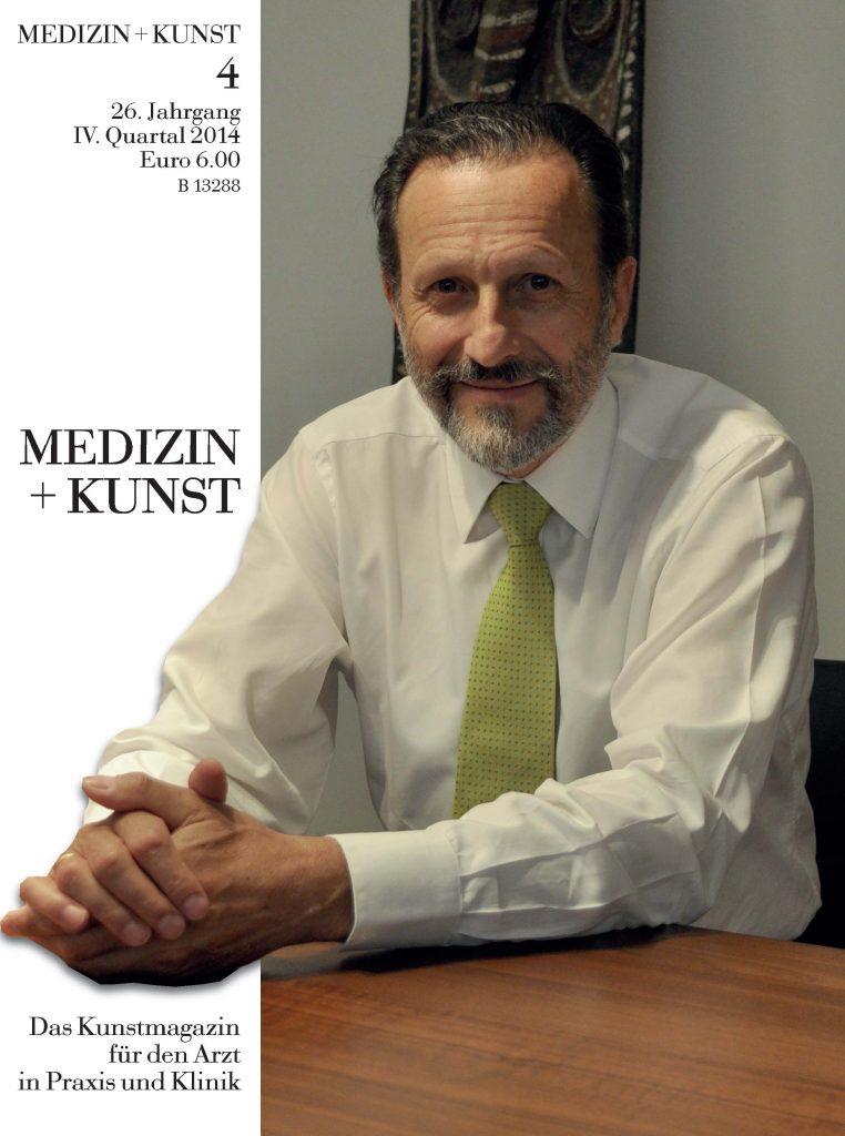 Medizin+Kunst 4 2014 Dr. Daniel Vasella